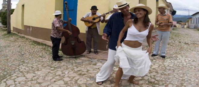 Dance à Cuba