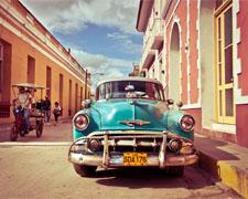 ancienne voiture américaine