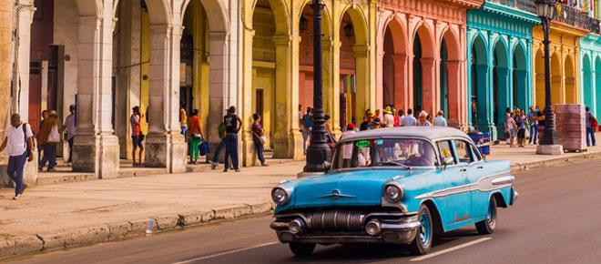 Voyage à Cuba en famille